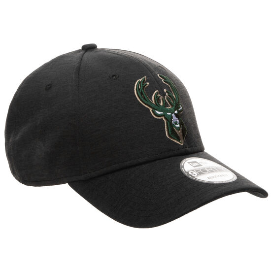 9FORTY NBA Milwaukee Bucks Shadow Tech Cap, , zoom bei OUTFITTER Online