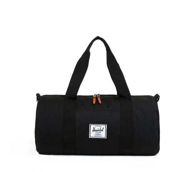 Sutton Mid-Volume Duffel Tasche, schwarz, zoom bei OUTFITTER Online