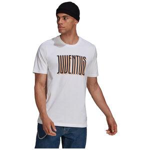 Juventus Turin STR T-Shirt Herren, weiß / schwarz, zoom bei OUTFITTER Online