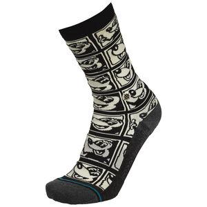 1985 Haring Socken, schwarz / weiß, zoom bei OUTFITTER Online
