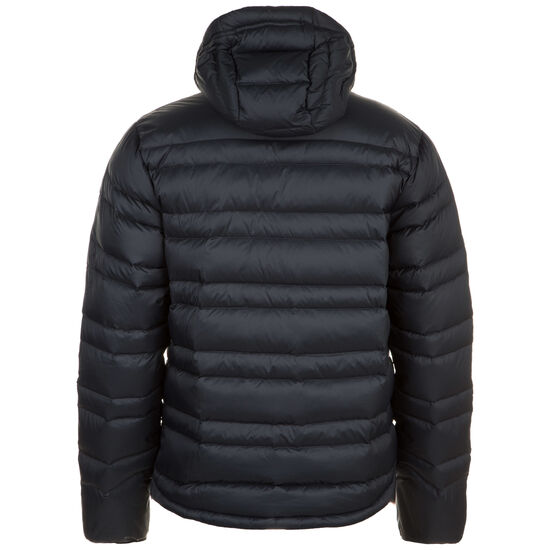 Down Hooded Jacket Herren, schwarz, zoom bei OUTFITTER Online