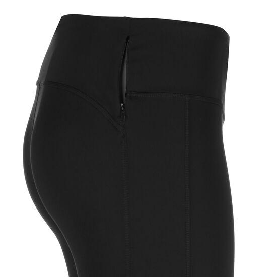 Capri Lauftight Damen, schwarz, zoom bei OUTFITTER Online
