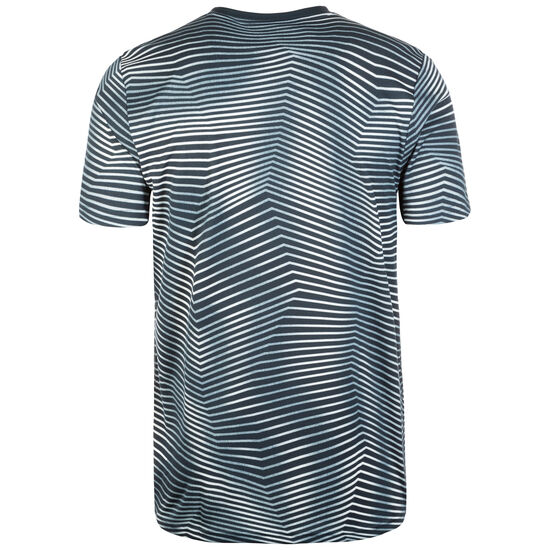 Real Madrid Pre-Match T-Shirt Herren, anthrazit / weiß, zoom bei OUTFITTER Online