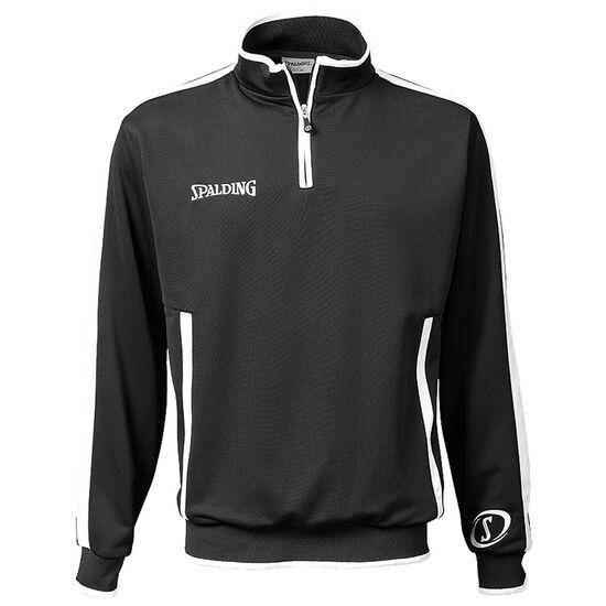 Evolution Quarterzip Sweatshirt Herren, schwarz / weiß, zoom bei OUTFITTER Online