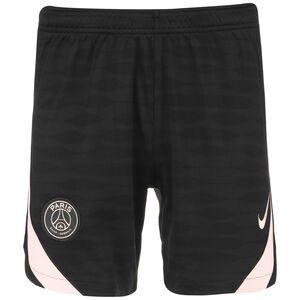Paris St.-Germain Strike Away Trainingsshorts Damen, schwarz / rosa, zoom bei OUTFITTER Online