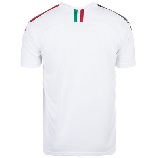 AC Mailand Trikot Away 2019/2020 Herren, weiß / rot, zoom bei OUTFITTER Online