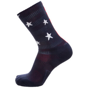 Elite Socken, dunkelblau / weiß, zoom bei OUTFITTER Online
