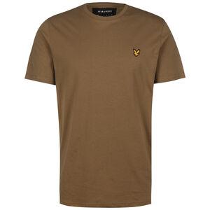 Plain T-Shirt Herren, hellbraun, zoom bei OUTFITTER Online