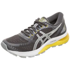 Gel-Nimbus 21 Laufschuh Damen, grau / weiß, zoom bei OUTFITTER Online