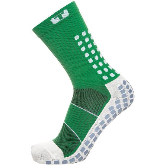 Mid-Calf Thin Socken Herren, Grün, zoom bei OUTFITTER Online