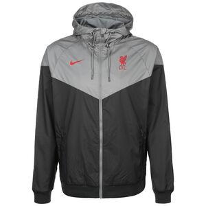 FC Liverpool Authentic Windrunner Herren, schwarz / grau, zoom bei OUTFITTER Online