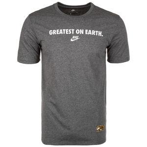 Sportswear T-Shirt Herren, Grau, zoom bei OUTFITTER Online