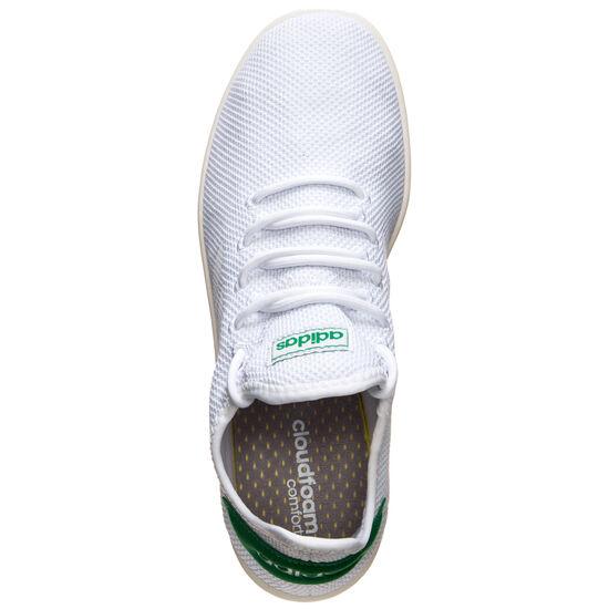 Court Adapt Herren Sneaker, weiß / grün, zoom bei OUTFITTER Online
