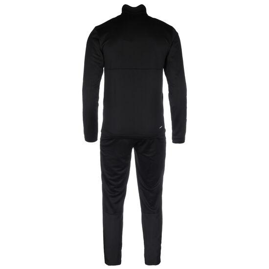 Fabric Mix Trainingsanzug Herren, schwarz, zoom bei OUTFITTER Online
