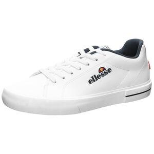 Taggia Sneaker Herren, weiß / dunkelblau, zoom bei OUTFITTER Online