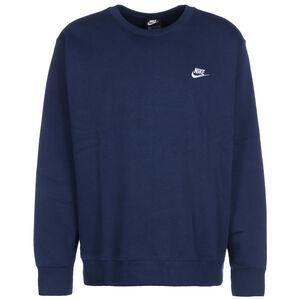 Club Sweatshirt Herren, dunkelblau / weiß, zoom bei OUTFITTER Online
