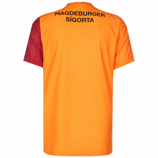 Galatasaray Istanbul Trikot Home Match 2021/2022 Herren, orange / rot, zoom bei OUTFITTER Online