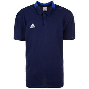 Condivo 18 Cotton Poloshirt Herren, dunkelblau / weiß, zoom bei OUTFITTER Online