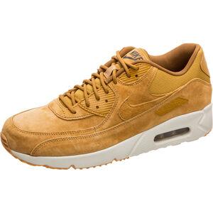 Air Max 90 Ultra 2.0 Leather Sneaker Herren, hellbraun / beige, zoom bei OUTFITTER Online