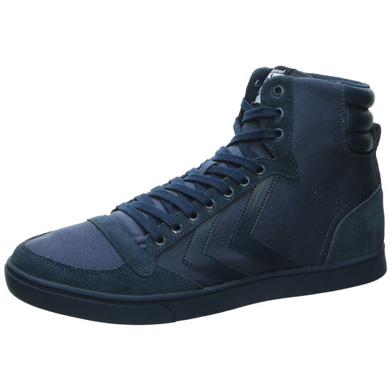 Slimmer Stadil Tonal High Sneaker, dunkelblau, zoom bei OUTFITTER Online