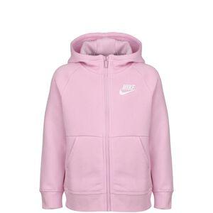 Sportswear Kapuzenjacke Kinder, rosa / weiß, zoom bei OUTFITTER Online