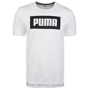 Rebel Basic T-Shirt Herren, weiß, zoom bei OUTFITTER Online