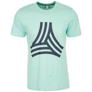 Tango Graphic T-Shirt Herren, mint / dunkelblau, zoom bei OUTFITTER Online