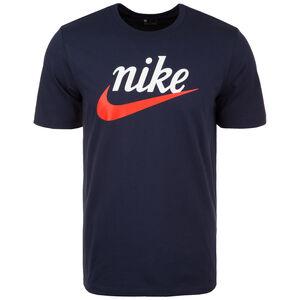 Sportswear Heritage T-Shirt Herren, blau / rot, zoom bei OUTFITTER Online