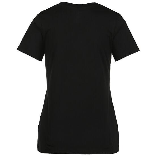 Torn Classic T-Shirt Damen, schwarz / rosa, zoom bei OUTFITTER Online