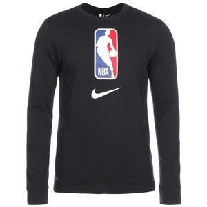 NBA Team 31 Longsleeve Herren, schwarz, zoom bei OUTFITTER Online