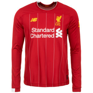 FC Liverpool Langarm Trikot Home 2019/2020 Herren, rot, zoom bei OUTFITTER Online