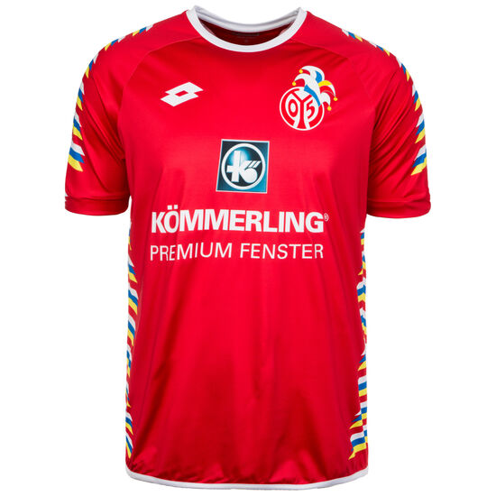 Lotto FSV Mainz 05 Trikot Fasching 2017/2018 Herren