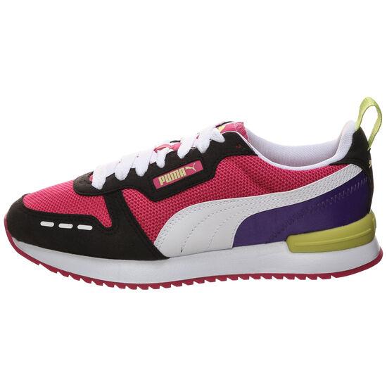 R78 Sneaker Herren, rot / schwarz, zoom bei OUTFITTER Online