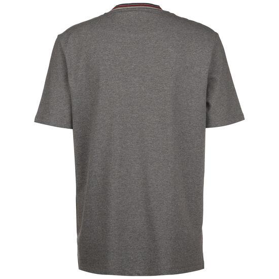 Tipped Ringer T-Shirt Herren, grau, zoom bei OUTFITTER Online