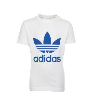 Trefoil T-Shirt Kinder, weiß / blau, zoom bei OUTFITTER Online