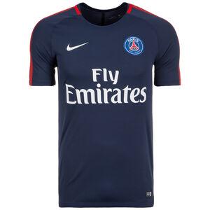Paris Saint-Germain Squad Trainingsshirt Herren, Blau, zoom bei OUTFITTER Online