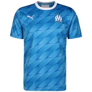 Olympique Marseille Trikot Away 2019/2020 Herren, blau / weiß, zoom bei OUTFITTER Online