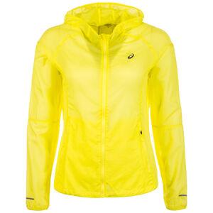 Packable Laufjacke Damen, gelb, zoom bei OUTFITTER Online