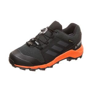 Terrex GTX Trail Laufschuh Kinder, schwarz / orange, zoom bei OUTFITTER Online