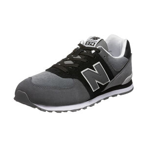 574 Sneaker Kinder, schwarz / grau, zoom bei OUTFITTER Online