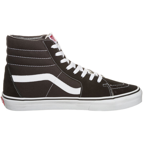 Sk8-Hi Sneaker, Schwarz, zoom bei OUTFITTER Online