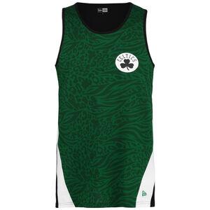 NBA All Over Print Boston Celtics Tanktop Herren, grün / weiß, zoom bei OUTFITTER Online