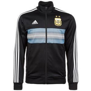 AFA Argentinien 3S Track Top Jacke WM 2018 Herren, Schwarz, zoom bei OUTFITTER Online