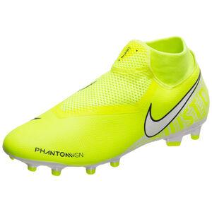Phantom Vision Academy DF MG Fußballschuh Herren, neongelb / weiß, zoom bei OUTFITTER Online