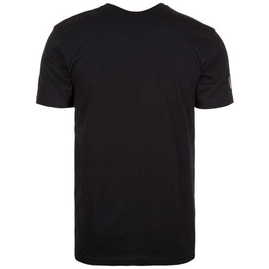 NFL New Orleans Saints Logo T-Shirt Herren, Schwarz, zoom bei OUTFITTER Online