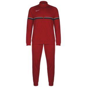 Academy I96 Trainingsanzug Herren, rot / schwarz, zoom bei OUTFITTER Online