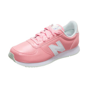 YC220-M Sneaker Kinder, pink / weiß, zoom bei OUTFITTER Online