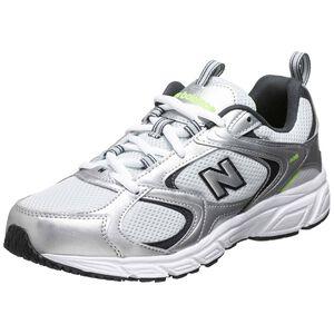 ML408 Sneaker, silber / weiß, zoom bei OUTFITTER Online