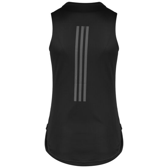 .RDY 3-Streifen Trainingstank Damen, schwarz, zoom bei OUTFITTER Online
