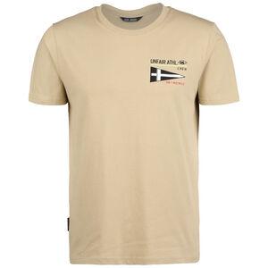 Unfair Sailing T-Shirt Herren, hellbraun / beige, zoom bei OUTFITTER Online